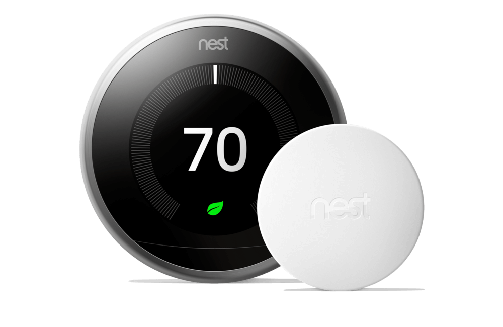 Thermostat with Remote Sensor